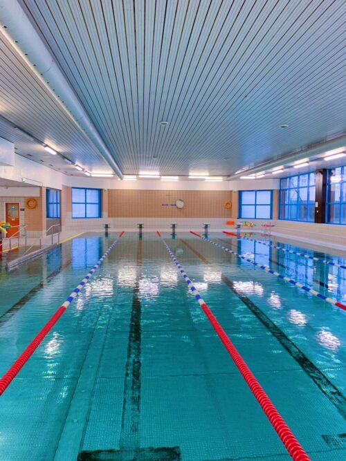 Schwimmbad Blindeninstitut Wien 2