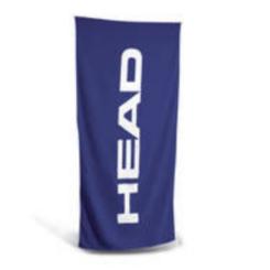 HEAD Handtuch Baumwolle blau