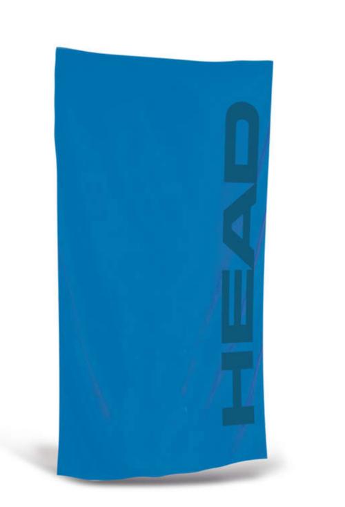 Handtuch Mikrofaser blau