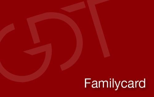 GDT Familycard