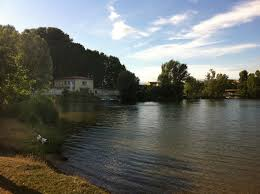 Alte Donau Lagerwiese