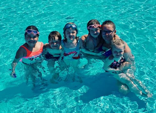 Schwimmintensivkurs