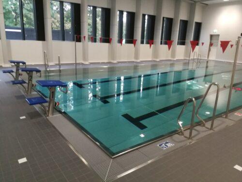 Schwimmhalle PH Baden